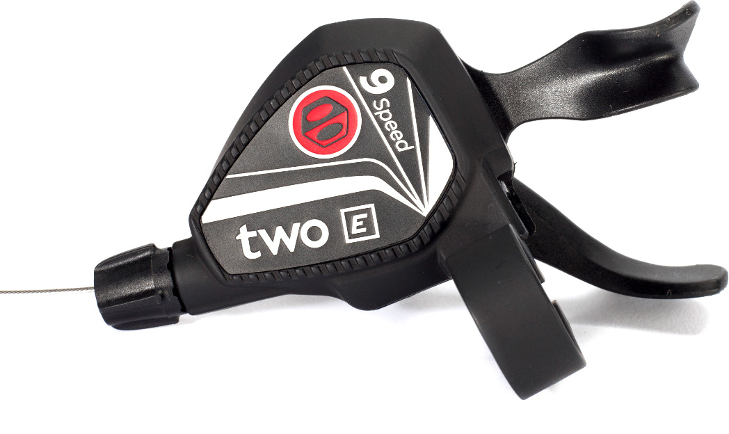 Box Two Twin Lever 9 Speed Shifter | Gear levers