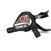 Box Two Twin Lever 9 Speed Shifter