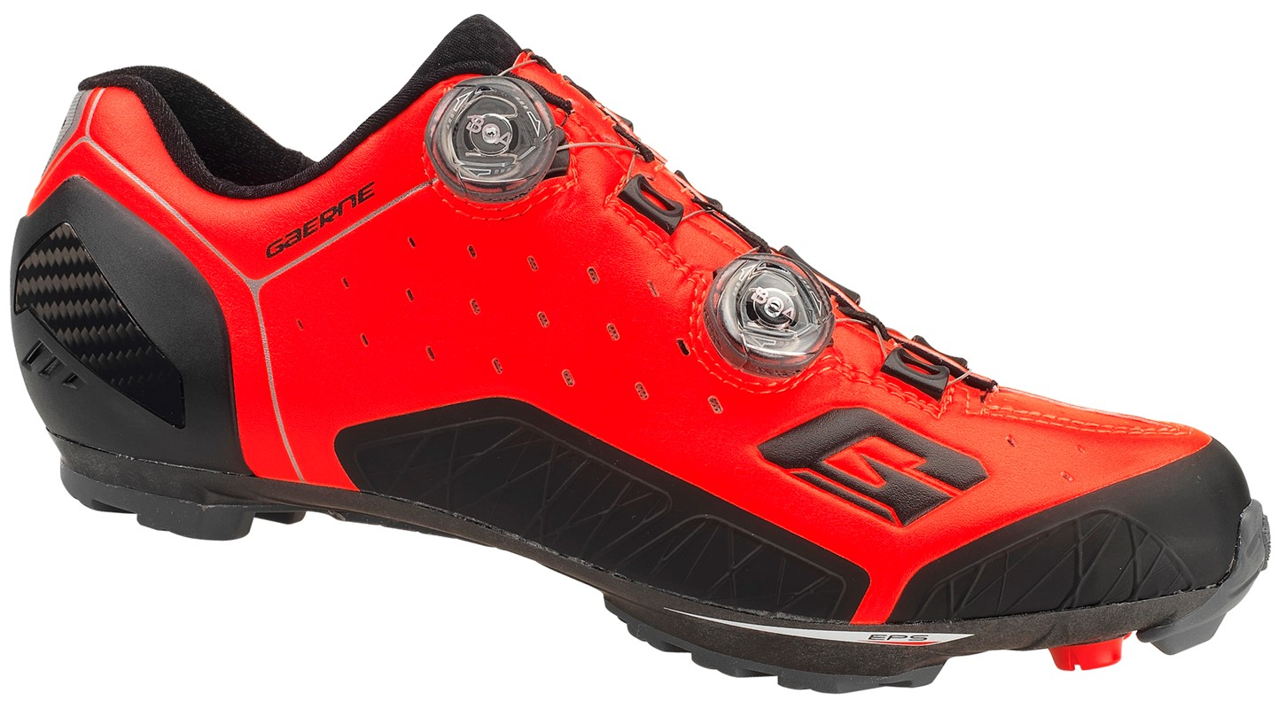 Gaerne Carbon Sincro+ MTB SPD Shoes | Shoes and overlays