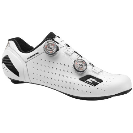 ba7cbaf34b2 View in 360° 360° Play video. 1. /. 4. White; Black; Red; Carbon Stilo+ SPD-SL  Road Shoes