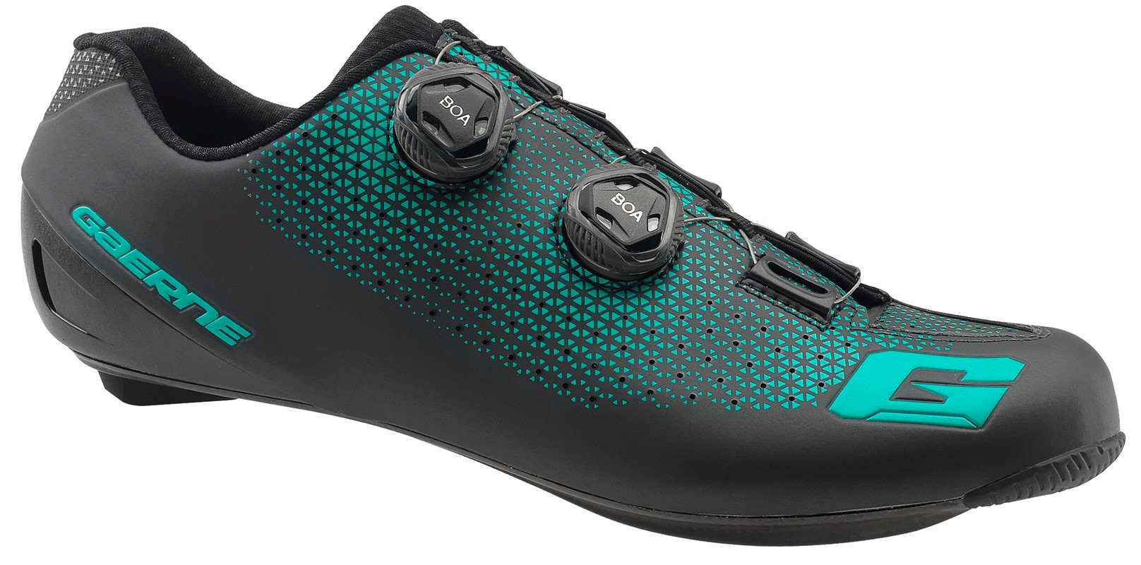 Gaerne Carbon Chrono+ SPD-SL Road Shoes | Shoes and overlays