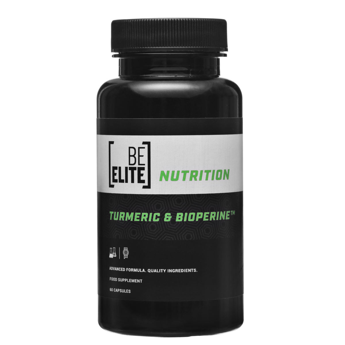 BeElite BeElite Turmeric & Bioperine   Supplements