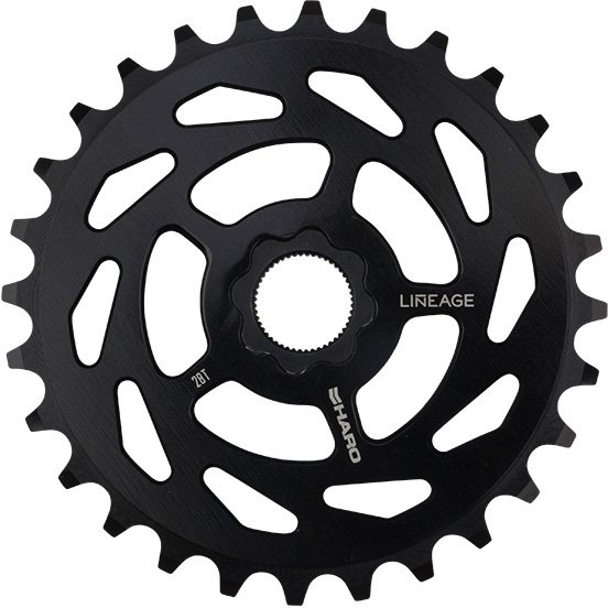 Haro Lineage Spline Drive Sprocket | chainrings_component