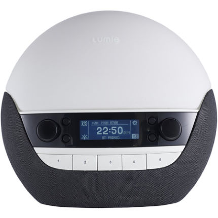 Lumie Bodyclock Luxe 700  Wake-up Light Alarm