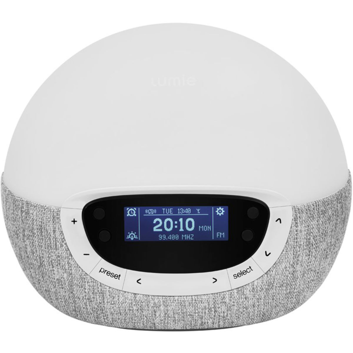 Lumie Lumie Bodyclock Shine 300 Wake-up Light Alarm   Alarm Clocks