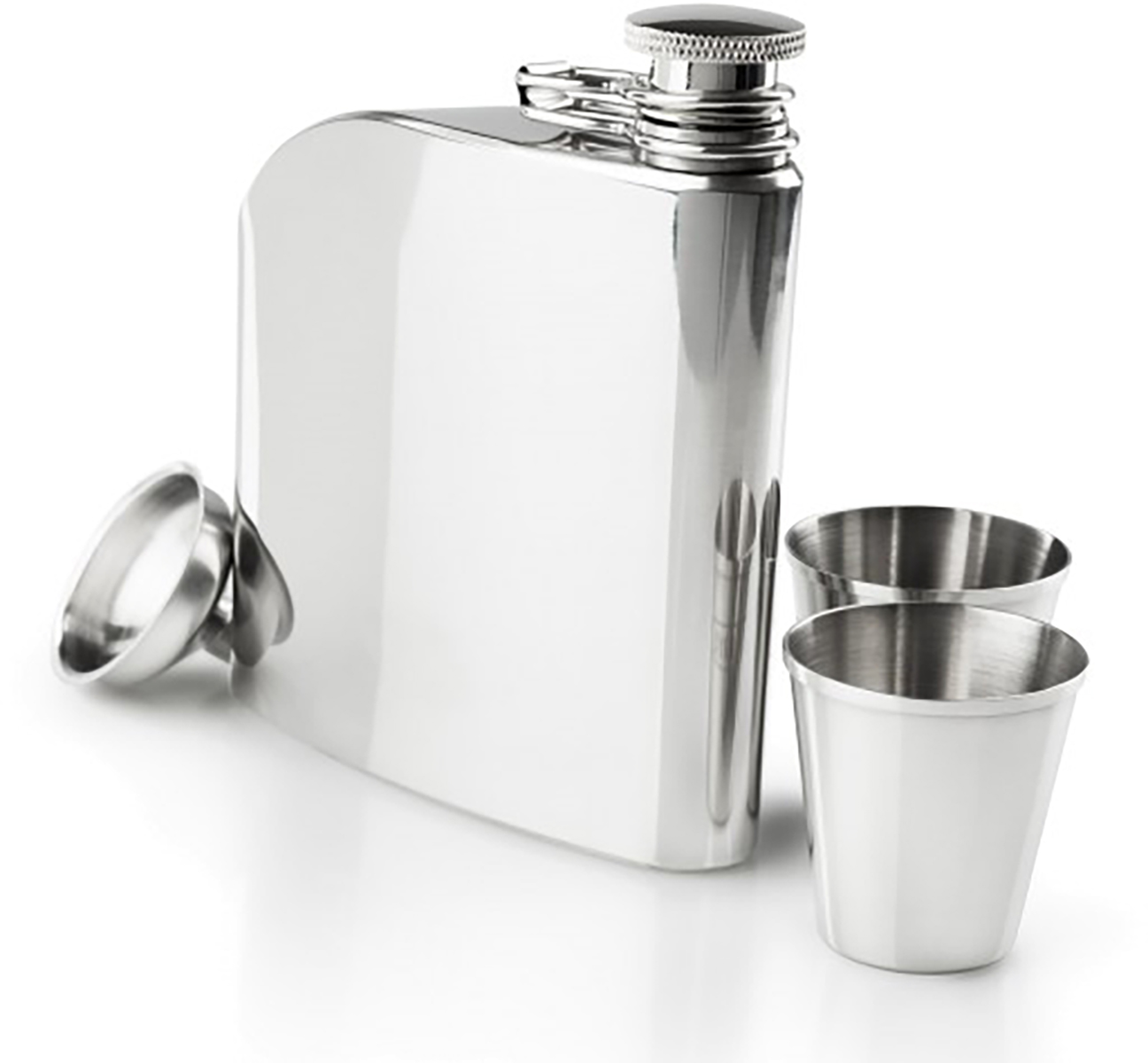 GSI Outdoors Glacier Stainless Trad Flask Set | Bottles
