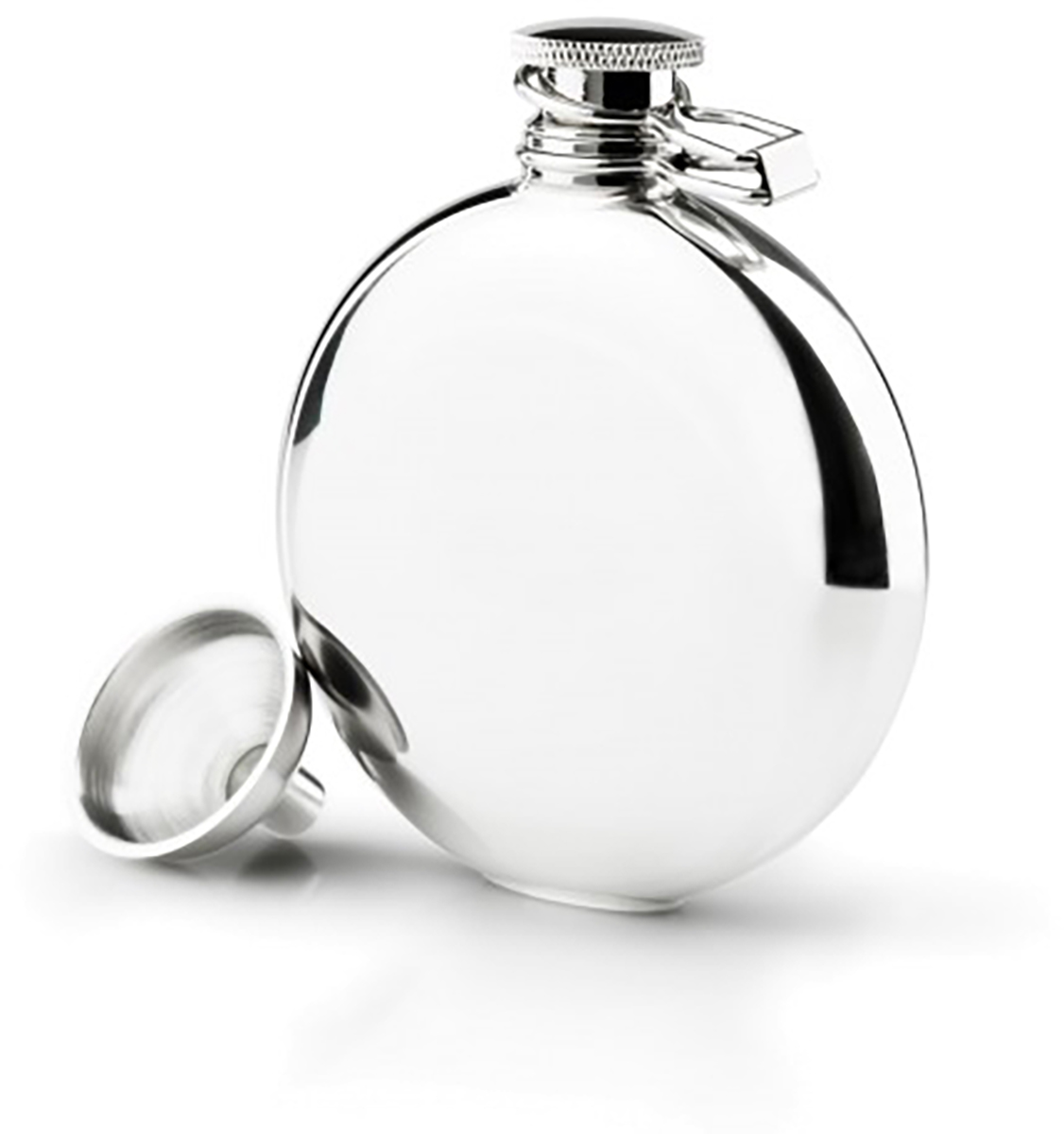 GSI Outdoors Glacier Stainless 5 fl oz Classic Flask | Bottles