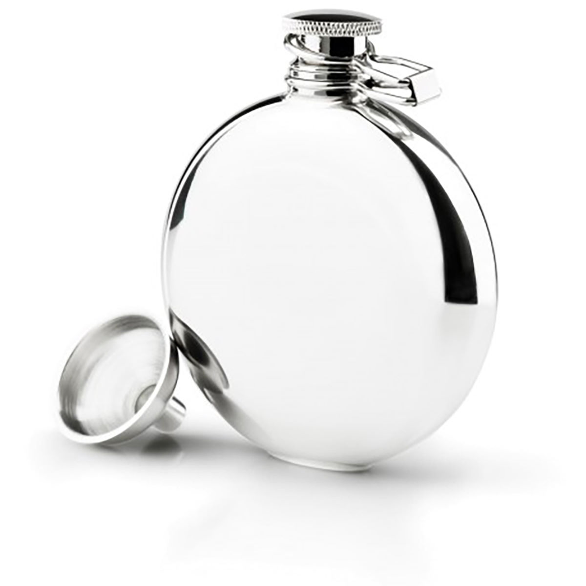 GSI Outdoors GSI Outdoors Glacier Stainless 5 fl oz Classic Flask   Flasks