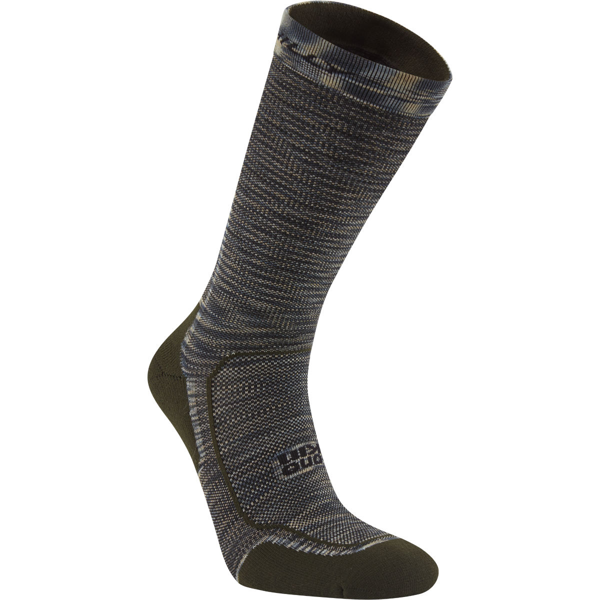 Hilly Hilly Lite-Comfort Crew   Socks
