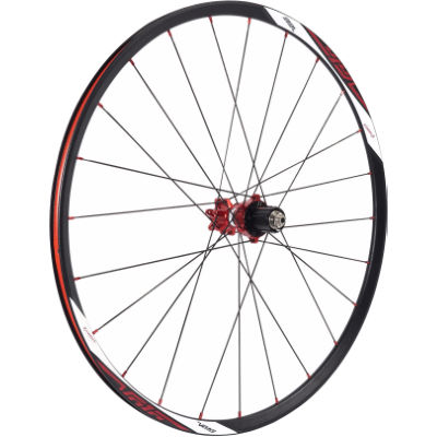 "Formula Volo XC Superlight Rear Wheel:26"":QR x 135mm:Black"