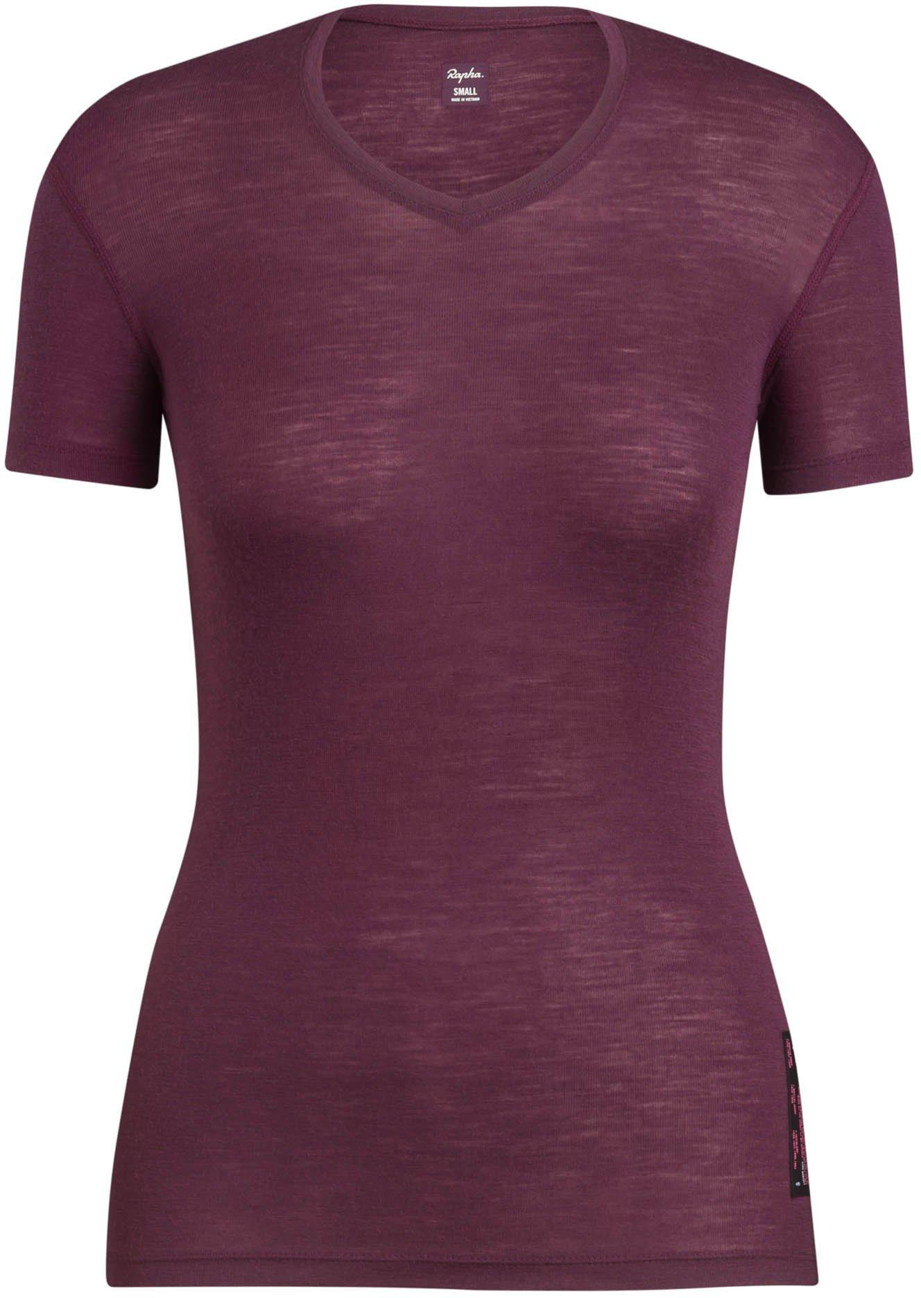 Rapha Women's Merino Base Layer (Short Sleeve) | Trøjer