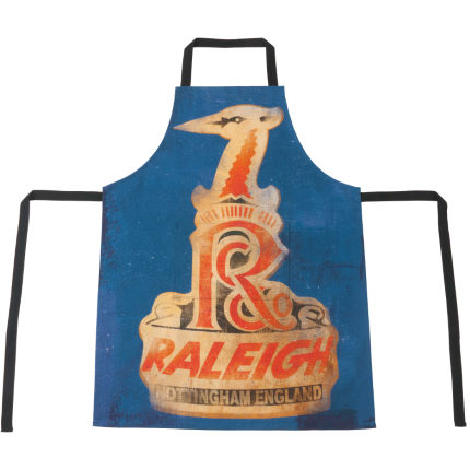 Cycling Souvenirs Raleigh Apron