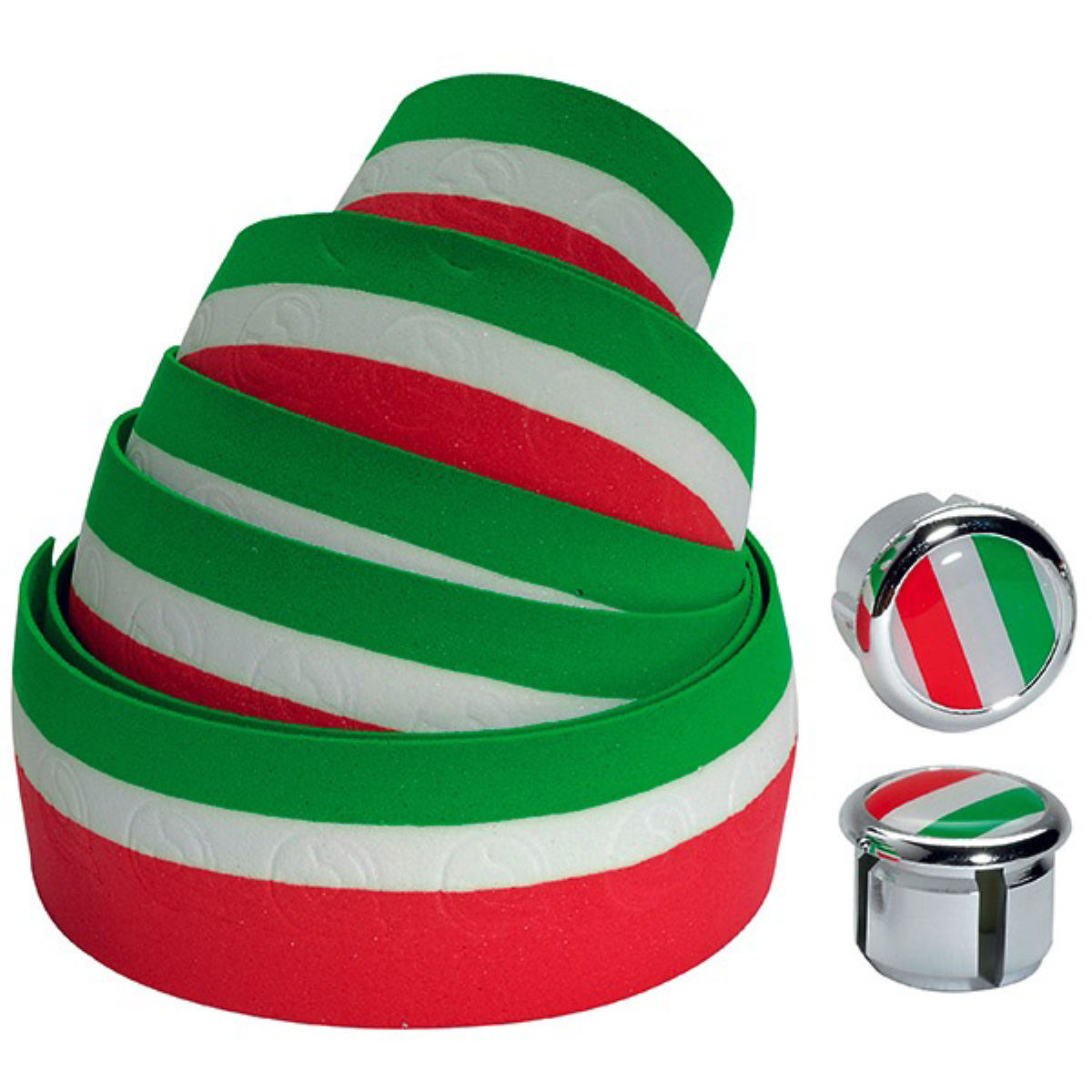 Cinelli Cork Italian Flag Tape   Bar Tape