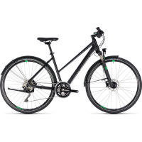 Cube Cross All Road Trapeze Urban Bike (2018)