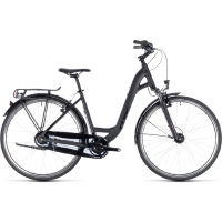 Vélo urbain Femme Cube Town Pro Comfort Easy Entry (2018)