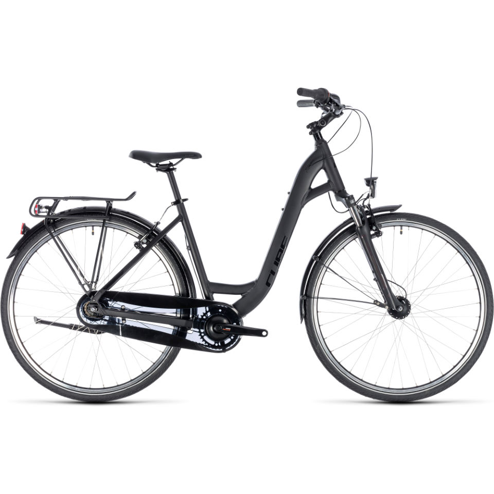 Cube Urban wiggle | cube town pro comfort easy entry urban bike (2018