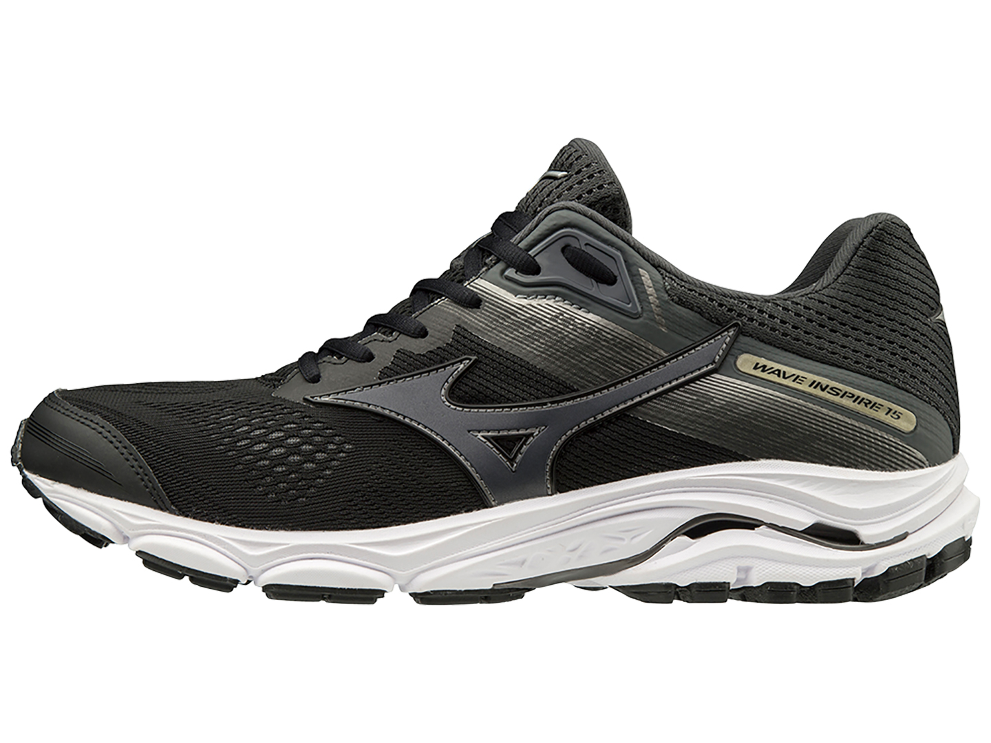 Mizuno Wave Inspire 15 Shoes | Shoes and overlays