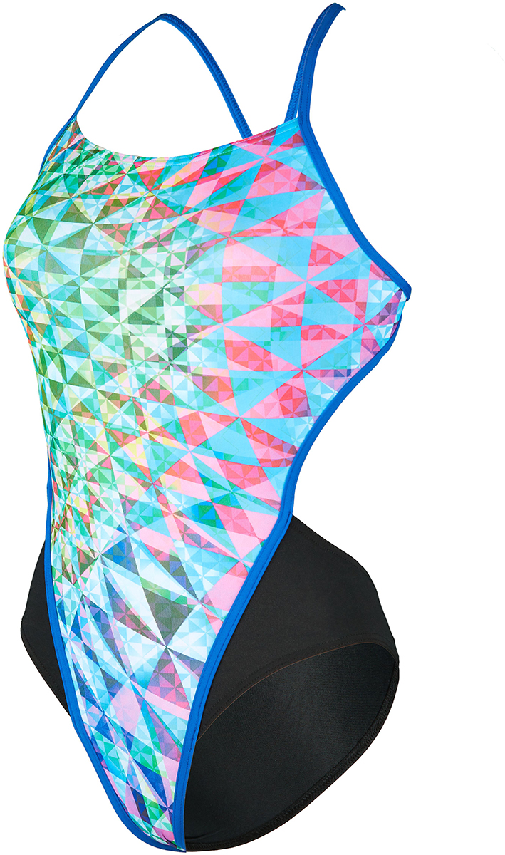 MP Womens Chrystal Open Back Swimsuit | swim_clothes