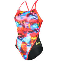 MP Womens Freeze Racer Back Swimsuit
