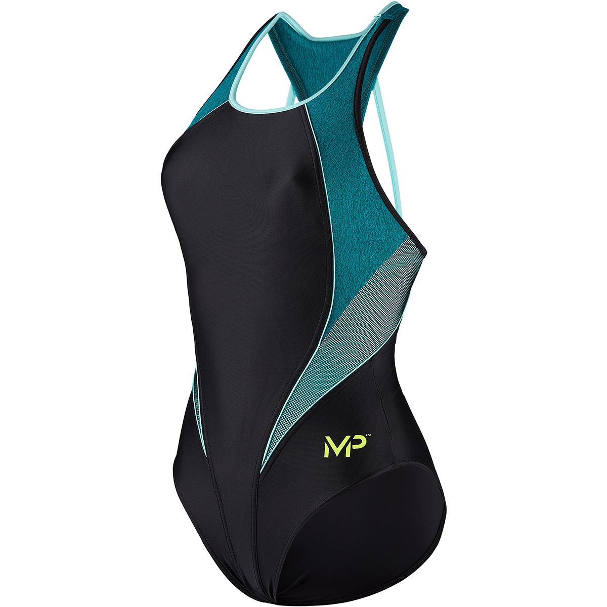 MP MP Womens Hanoi Swimsuit   One Piece Swimsuits