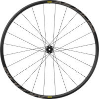 Mavic Aksium Allroad Disc Front Wheel:QR x 100mm:700c