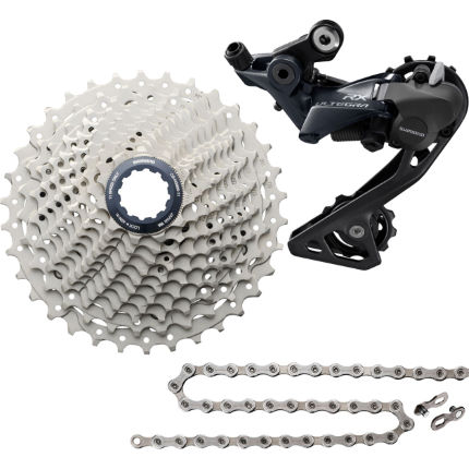 Shimano Rear Derailleur RX800 Bundle (11-34T)