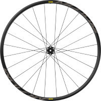 Mavic Aksium Allroad Disc TA Front Wheel
