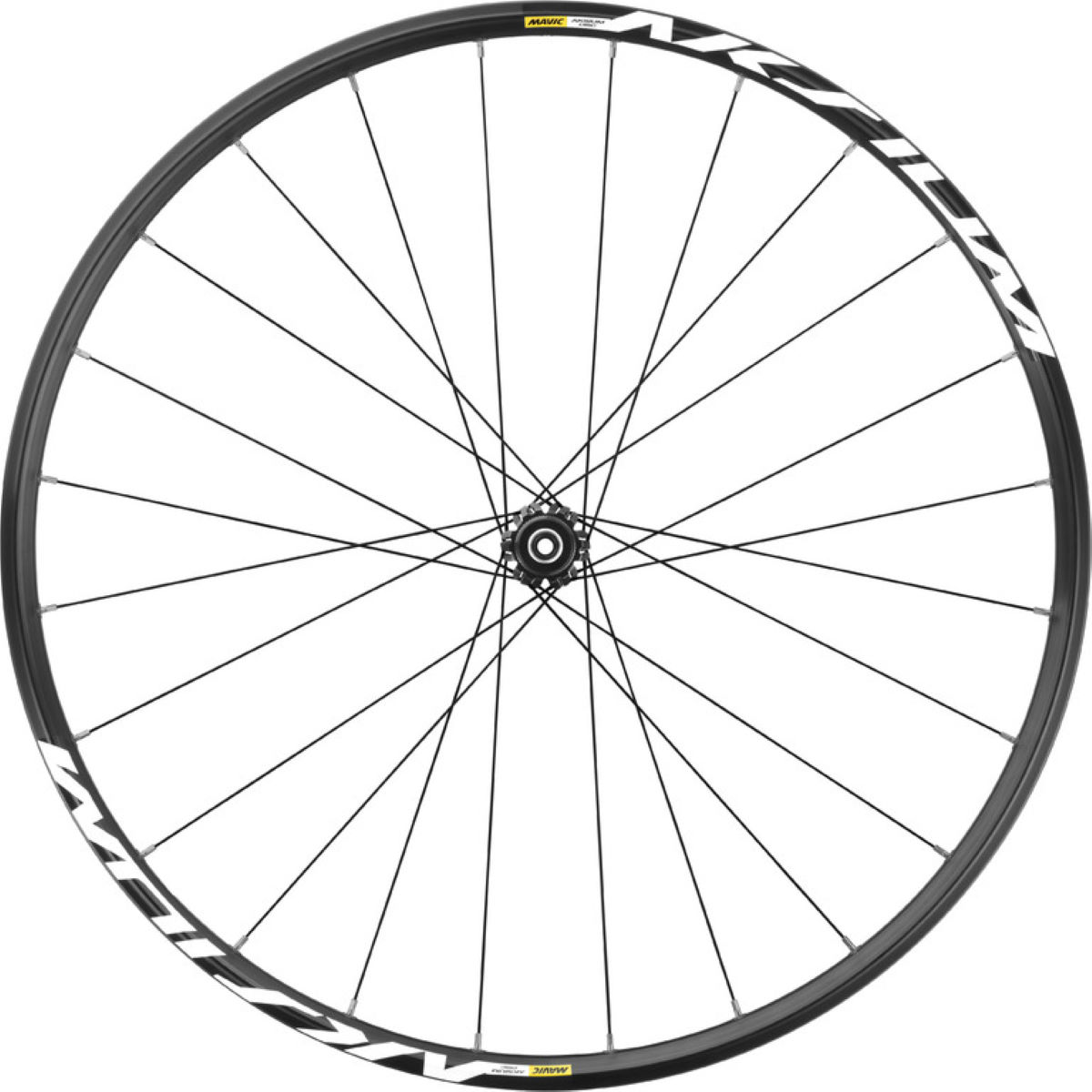Mavic Askium Disc TA Front Wheel - Front wheels