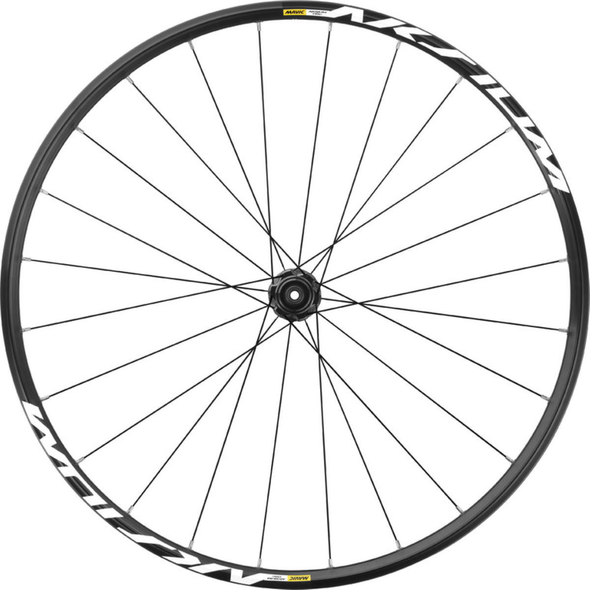 Mavic Askium Disc TA Rear Wheel - Rear wheels
