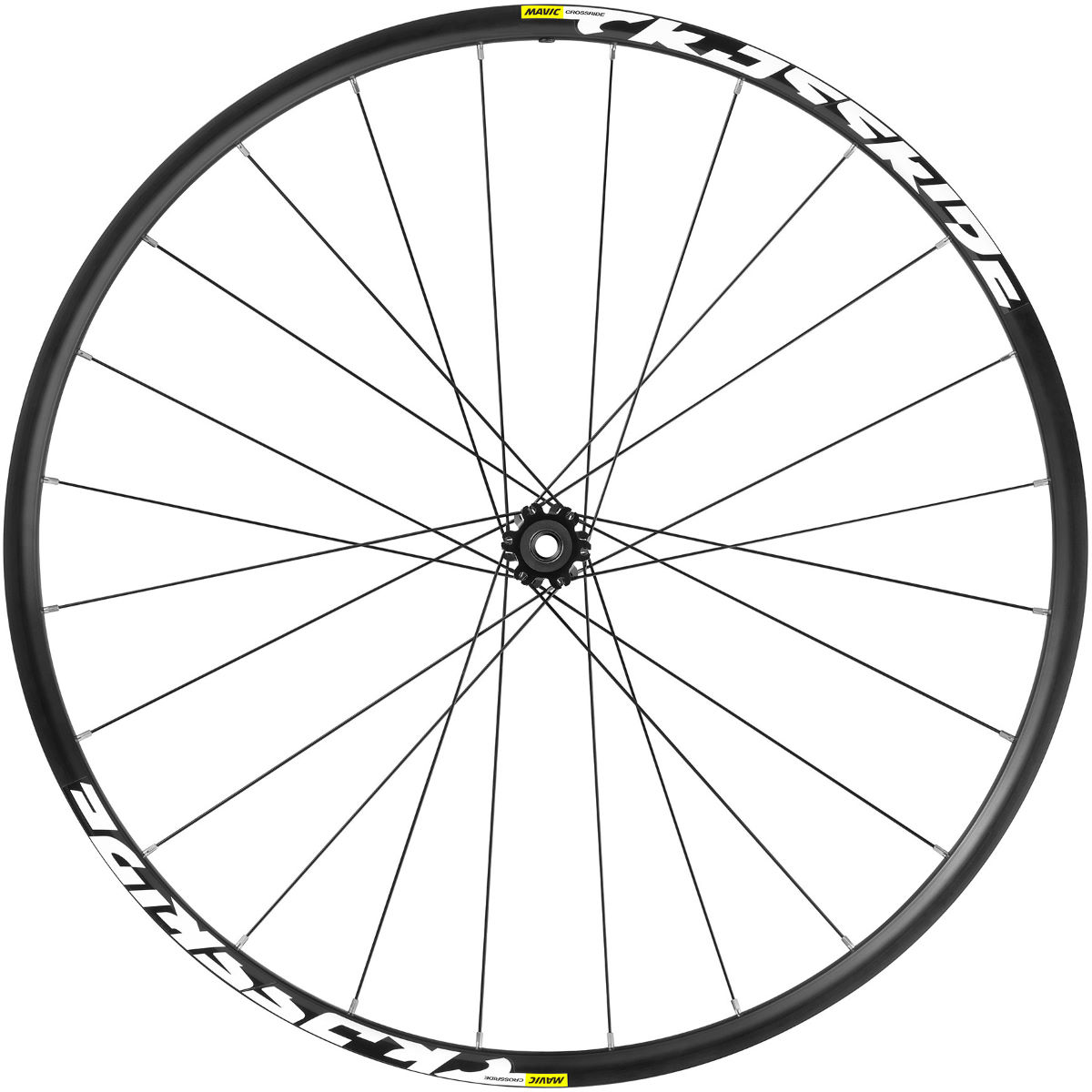 Mavic Crossride 16 Front Wheel - Front wheels