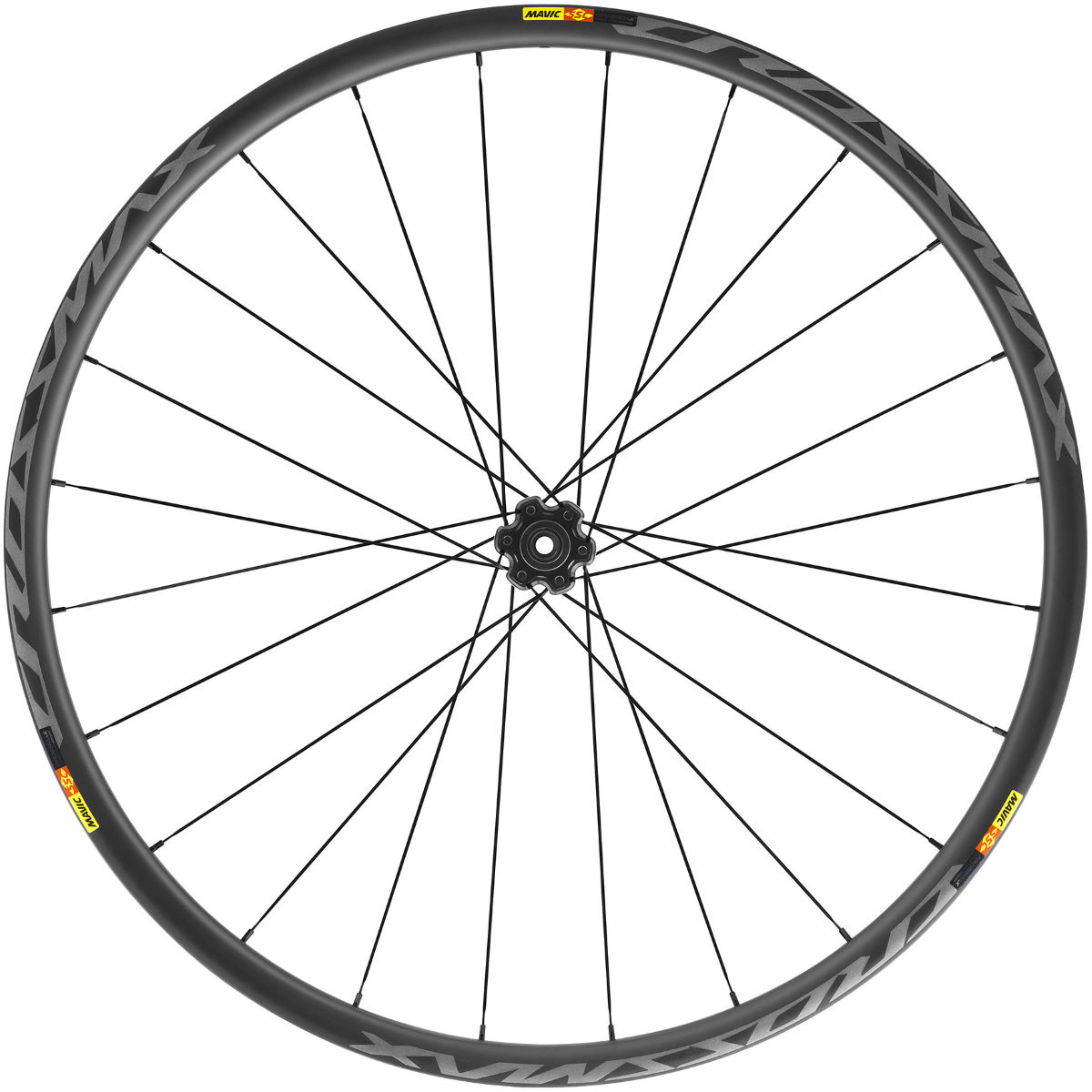 Mavic Xmax Pro Carbon Front Wheel - Front wheels