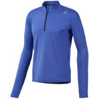 Reebok RE 1/4 Zip Long Sleeve Run Top