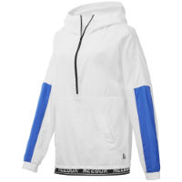 Reebok Womens Workout MYT Novelty Woven Jacket