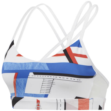 Reebok One Series Hero Strappy Sports Bra