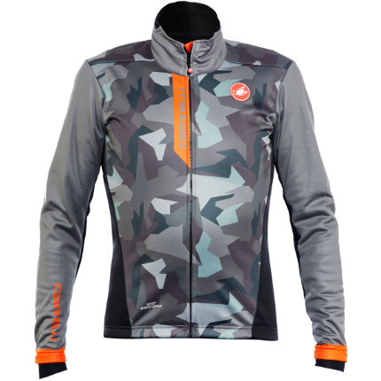 Castelli Exclusive Mitico Jacket (Camo)
