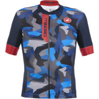 Castelli Exclusive Free AR 4.1 Jersey (Navy Camo)
