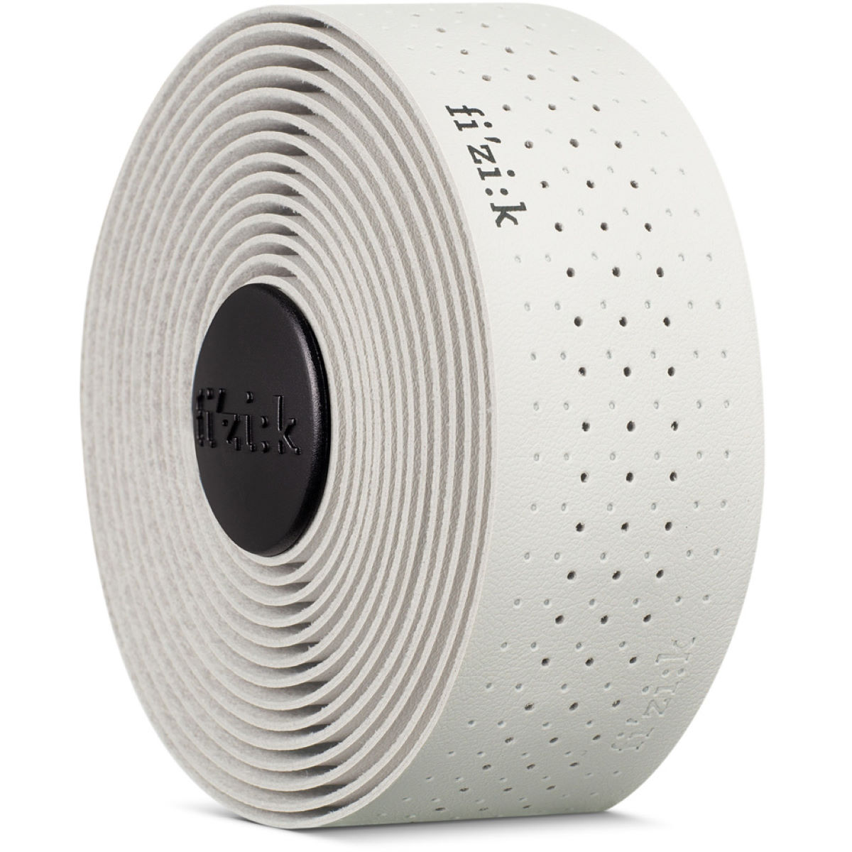 Fizik  Tempo Microtex Classic Bar Tape - One Size White  Bar Tape