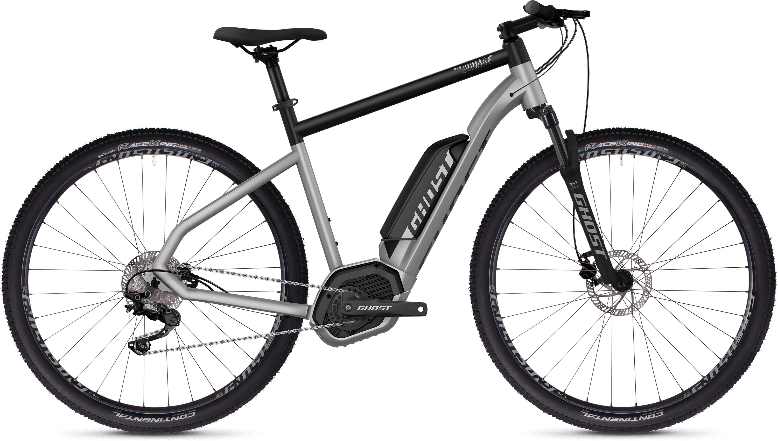Ghost Square Cross B2.9 E-Bike (2019) | City-cykler