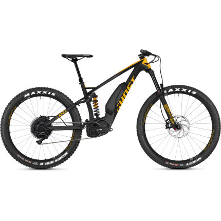Ghost Slamr X S5.7+ Full Suspension E-Bike (2019)