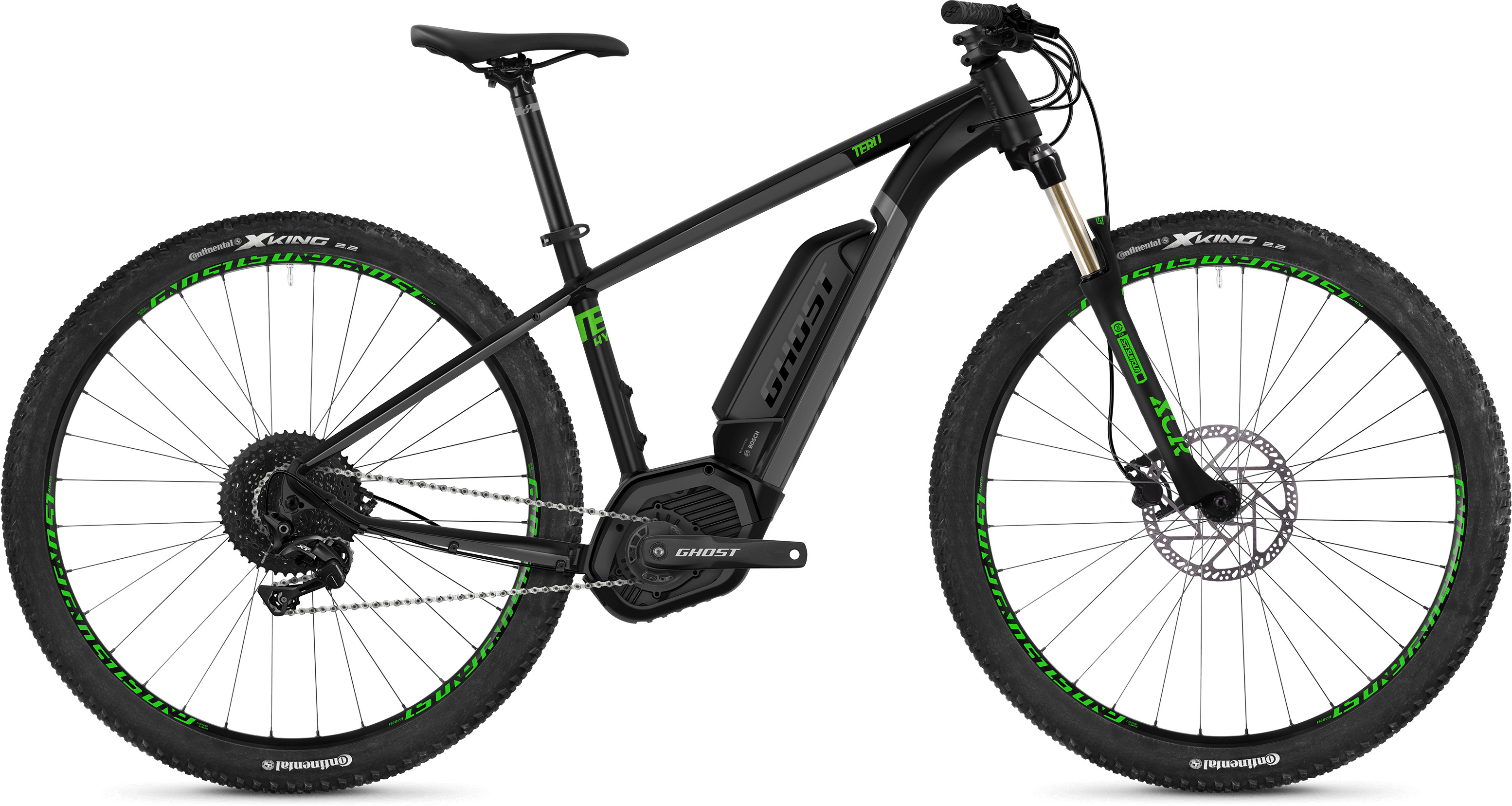 Ghost Teru B4.9 E-Bike (2019) | City-cykler