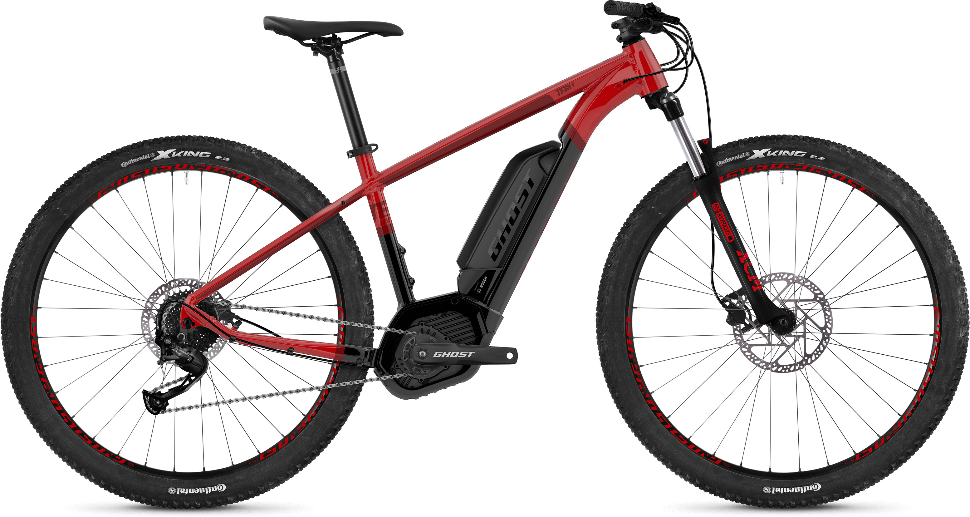 Ghost Teru B2.9 E-Bike (2019) | City-cykler