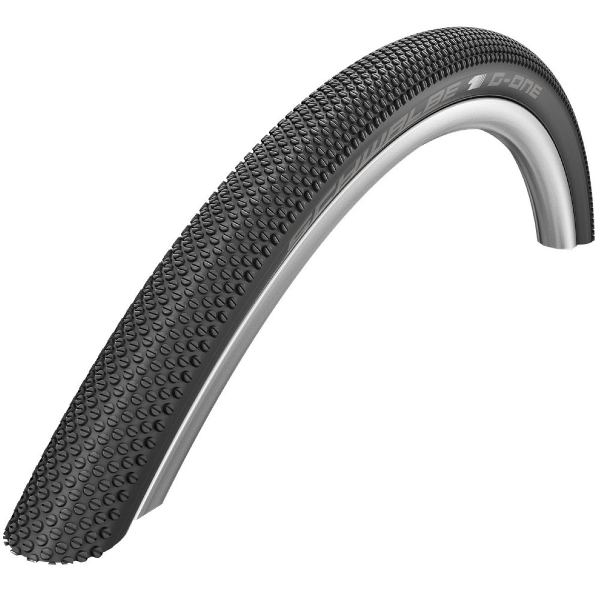 Schwalbe G-ONE Allround MicroSkin TL Easy Tyre - Classic Wa   Tyres