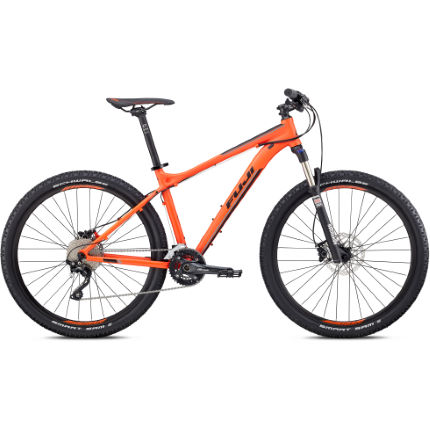 Fuji Nevada 27.5 1.1 Hardtail Bike (2018)
