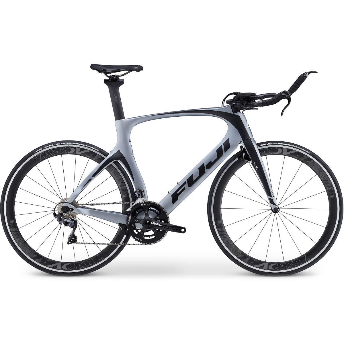 Fuji Norcom Straight 2.1 TT Bike (2018) - Road bikes