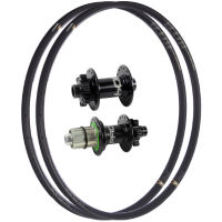 Hope Pro 4 on WTB KOM i-21 TCS Wheelset