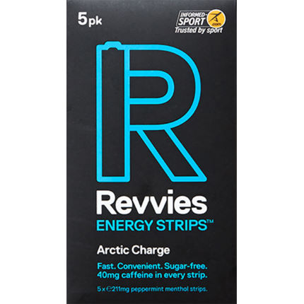 Revvies Energy Strips (6 x 5 Pack)
