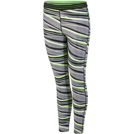 Speedo Womens Reflect Wave Allover Legging