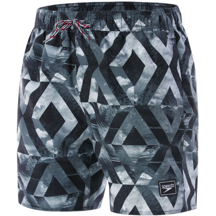"Speedo Printed Leisure 16"" Watershort"