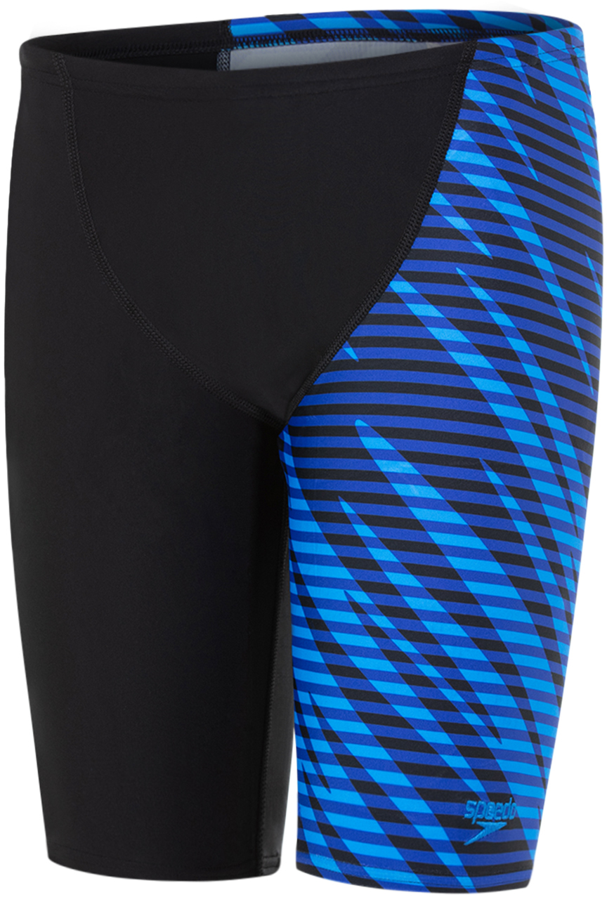 Wiggle   Speedo Allover V Cut Panel Jammer   Jammers   swim_clothes