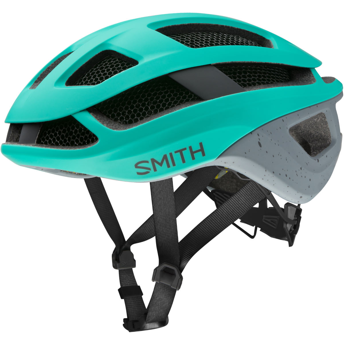 Image of Casque de route Smith Trace MIPS - M Matte Jade/Charcoal | Casques